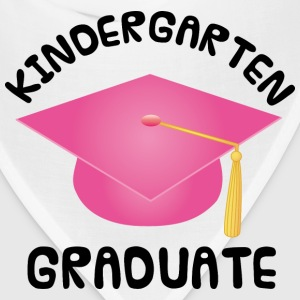 Girls Kindergarten Graduation Kids' Shirts - Bandana