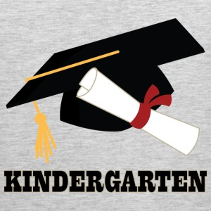 Kindergarten Graduation Gift Kids' Shirts - Men's Premium Tank