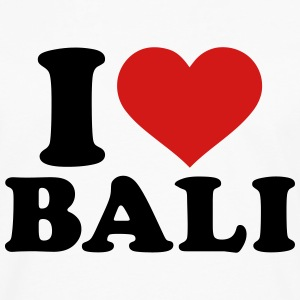 I love Bali Kids' Shirts - Men's Premium Long Sleeve T-Shirt
