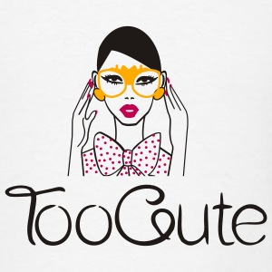 TooCute Couture Tanks - Men's T-Shirt