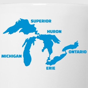 Great Lakes T-Shirts - Coffee/Tea Mug
