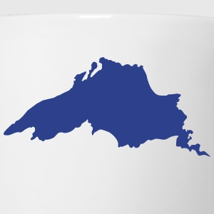 Lake Superior Women's T-Shirts - Coffee/Tea Mug