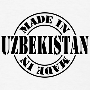 made_in_uzbekistan_m1 Bottles & Mugs - Men's T-Shirt