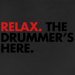 Relax, The Drummers Here  Women's T-Shirts - Leggings