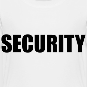 Security  Kids' Shirts - Toddler Premium T-Shirt