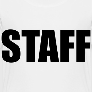 Staff Kids' Shirts - Toddler Premium T-Shirt