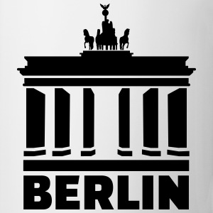 Berlin T-Shirts - Coffee/Tea Mug