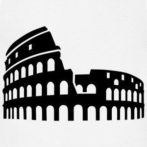 Colosseum T-Shirts - Adjustable Apron