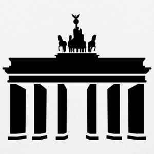 Brandenburg Gate Women's T-Shirts - Men's Premium Tank