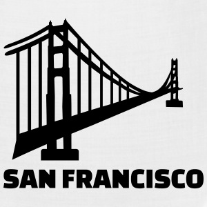 San Francisco Women's T-Shirts - Bandana