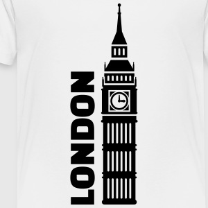 London Kids' Shirts - Toddler Premium T-Shirt