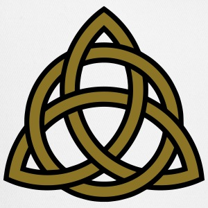 Irish Trinity Knot Triquetra Celtic Patricks Day T-Shirts - Trucker Cap