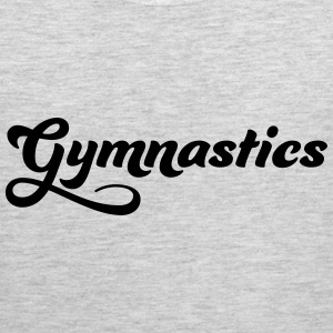 Gymnastics Women's T-Shirts - Men's Premium Tank
