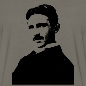 Tesla T-Shirts - Men's Premium Long Sleeve T-Shirt