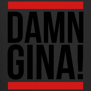 Damn Gina Long Sleeve Shirts - Trucker Cap