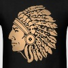 apache indian - Men's T-Shirt