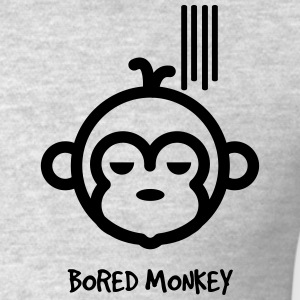 Bored Monkey - Men's T-Shirt