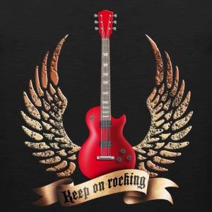 guitars_and_wings_032014_a T-Shirts - Men's Premium Tank