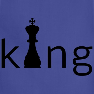 King Chess T-Shirts - Adjustable Apron
