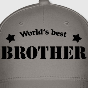 World's best Brother T-Shirts - Baseball Cap
