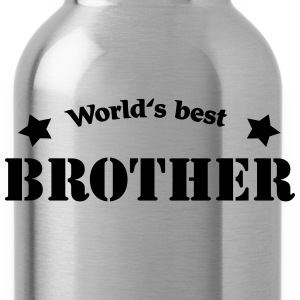 World's best Brother T-Shirts - Water Bottle