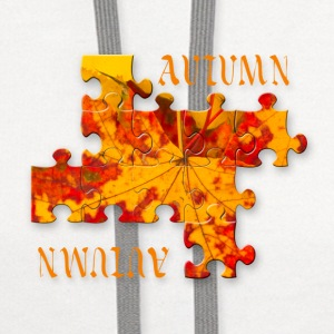 Autumn leaves puzzle Tanks - Contrast Hoodie