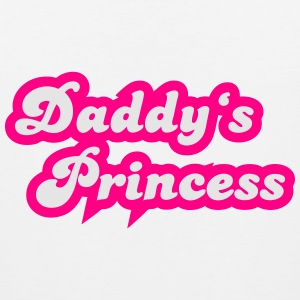 Daddy's Princess Women's T-Shirts - Men's Premium Tank
