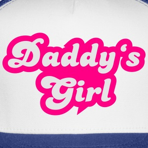 Daddy's girl Women's T-Shirts - Trucker Cap