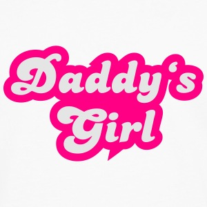 Daddy's girl Women's T-Shirts - Men's Premium Long Sleeve T-Shirt