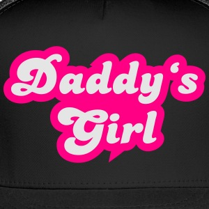 Daddy's girl Baby & Toddler Shirts - Trucker Cap