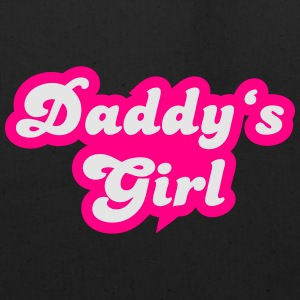 Daddy's girl Baby & Toddler Shirts - Eco-Friendly Cotton Tote