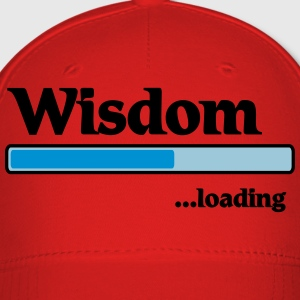 Wisdom loading Women's T-Shirts - Baseball Cap