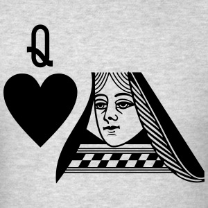 Queen (Couple Right) Women - Men's T-Shirt