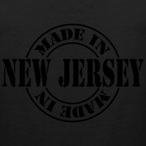 made_in_new_jersey_m1 Long Sleeve Shirts - Men's Premium Tank