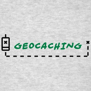 GeoCaching Long Sleeve Shirts - Men's T-Shirt