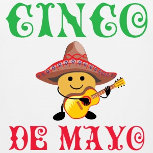 Cinco De Mayo mariachi Women's T-Shirts - Men's Premium Tank