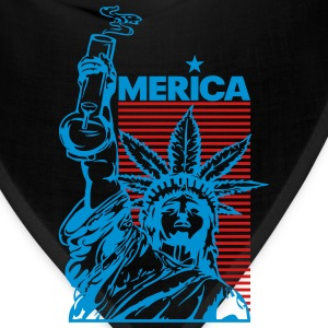 'merica (2 Color) Hoodies - Bandana