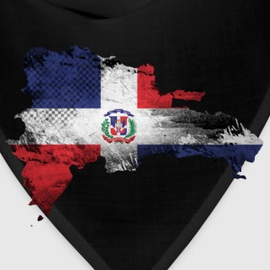 Dominican Republic design Women's T-Shirts - Bandana