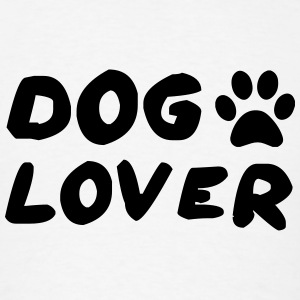 Dog Lover Hoodies - Men's T-Shirt