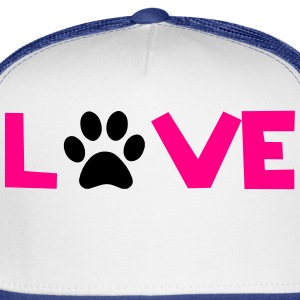Love Dogs Hoodies - Trucker Cap
