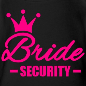 Bride Security Kids' Shirts - Short Sleeve Baby Bodysuit