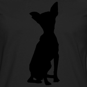 Chihuahua Clothing Shirts Apparel Hoodies - Men's Premium Long Sleeve T-Shirt