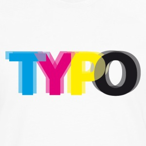 Typo Kids' Shirts - Men's Premium Long Sleeve T-Shirt