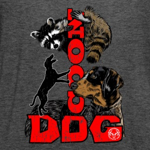 coon_dog_e_racoon Women's T-Shirts - Women's Flowy Tank Top by Bella