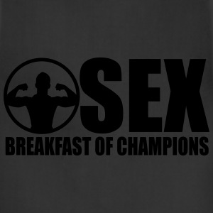 Sex, Breakfast of Champions - Adjustable Apron