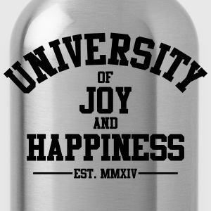 University of Joy and Happiness - Water Bottle