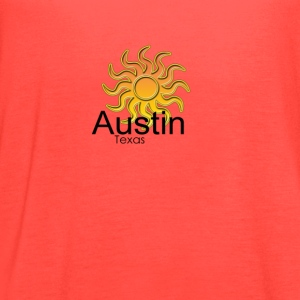 Austin Texas vacation T-Shirts - Women's Flowy Tank Top by Bella