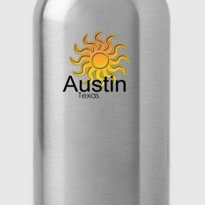 Austin Texas vacation T-Shirts - Water Bottle