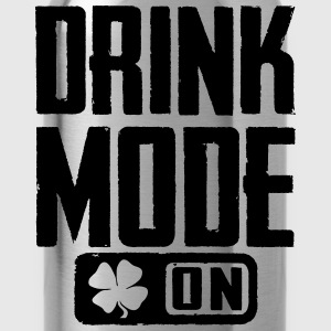 Drink Mode On Hoodies - Water Bottle