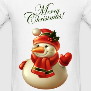 Merry Christmas Hoodies - Men's T-Shirt